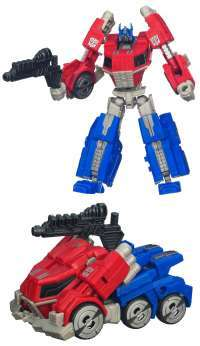 Transformers Fall of Cybertron Generation Optimus Prime