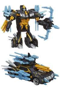 Transformers: PRIME Beast Hunters Deluxe NIGHT SHADOW BUMBLEBEE