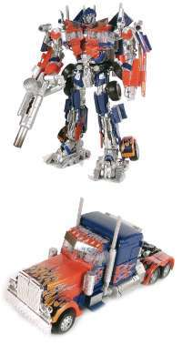 Transformers: Hunt of the Decepticons Leader Optimus Prime
