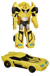 Transformers Robots in Disguise 3-Step Changers Bumblebee