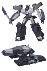 Transformers Robots in Disguise 7-Steps Warrior Class Decepticon Megatronus