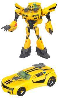 Transformers: PRIME Weaponizer Leader BUMBLEBEE