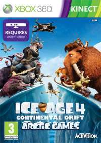 Ice Age 4: Continental Drift. Arctic Games (Xbox 360)