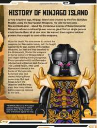 LEGO NINJAGO Character Encyclopedia Updated Edition #3