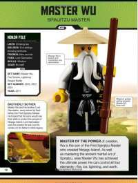 LEGO NINJAGO Character Encyclopedia Updated Edition #4